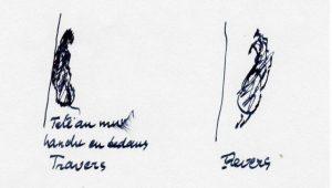 Cessions à la jambe et épaules en dedans, par P.Pradier